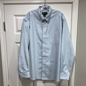 Eddie Bauer Mens Long Sleeve Relaxed Fit Shirt XL